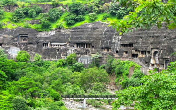 Пещеры Аджанты
