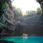 Пещеры Греции