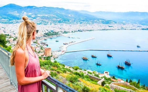 Поговорим о турецком курорте Алания (Аланья)