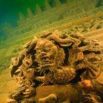 Подводный город Ши Чен в Китае