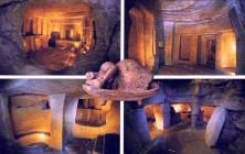 Подземелье Гипогей Паола – Хал-Сафлиени, Мальта