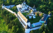 Подмосковный Звенигород и его достопримечательности