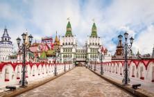 Посетить исторические места Москвы