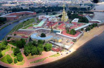 Прекрасный город Санкт-Петербург