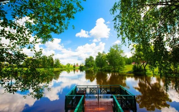 Прекрасный отдых в России. Отель «Усадьба Малеевка»
