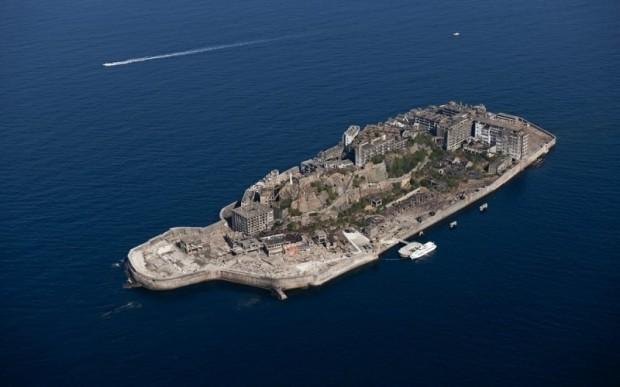 Призрачный остров Хасима