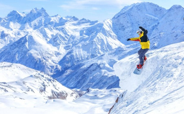 Приэльбрусье – лучший горнолыжный курорт и не только