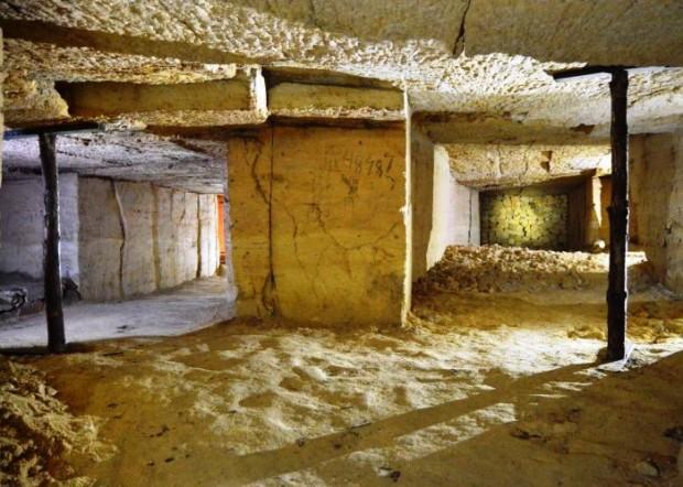 Путешествие во времени – одесские катакомбы