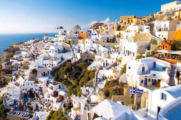Путешествие в Грецию