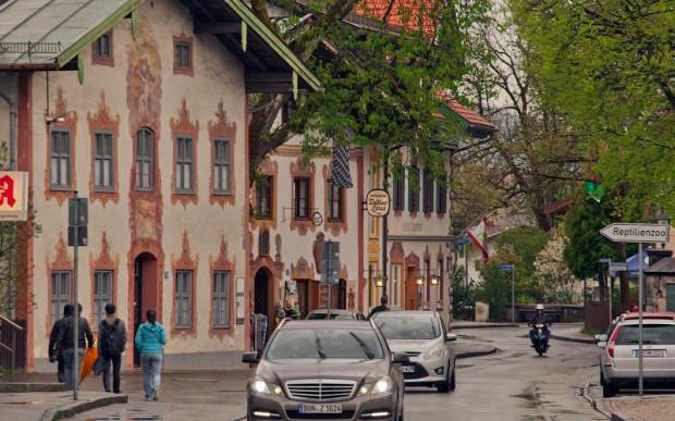Путешествие в Обераммергау