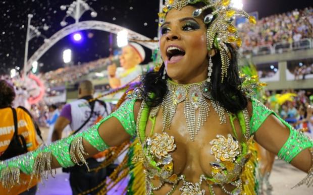 Путешествие в мир преображений. Бразильский карнавал