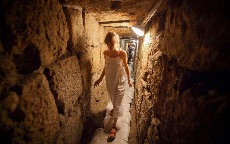 Путешествие к заброшенным подземельям