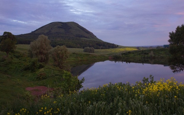 Путешествие к стражам истории – Стерлитамакские шиханы