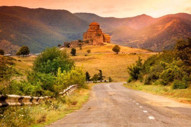 Путешествие по Грузии