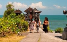 Путешествие по Индонезии: Храм Танах Лот