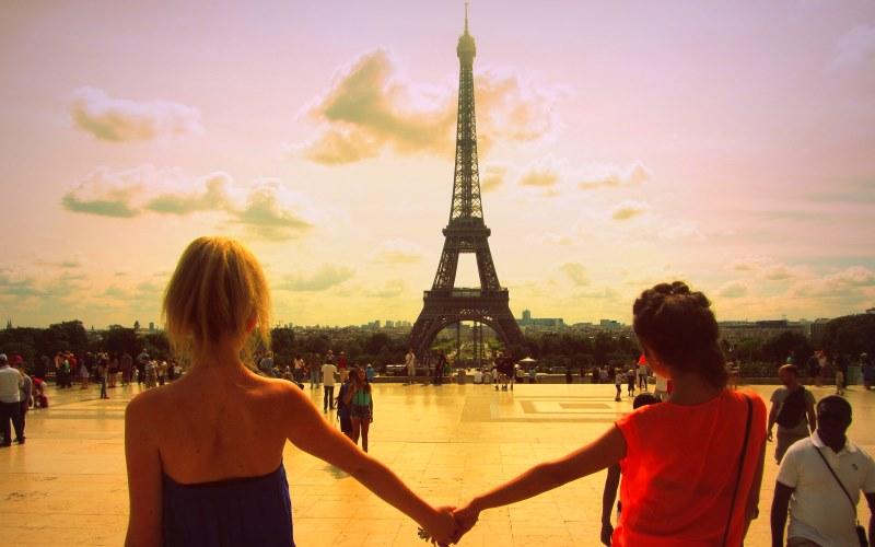 Путешествие по Парижу