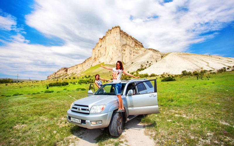 Путешествие по России на автомобиле