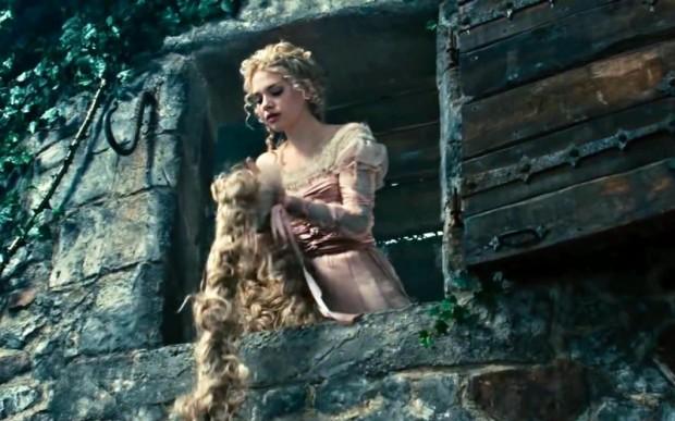 Рапунцель (Rapunzel) – путешествие в детство