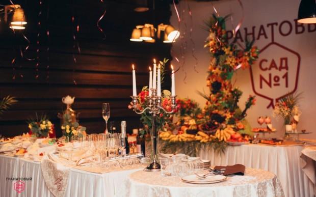 Ресторан на Новый год, по-домашнему