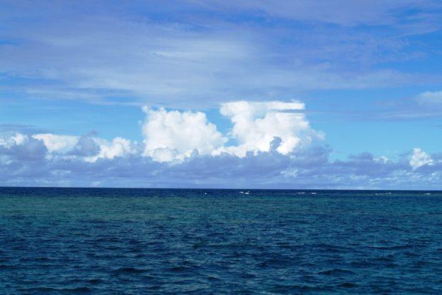 Самое большое море в мире