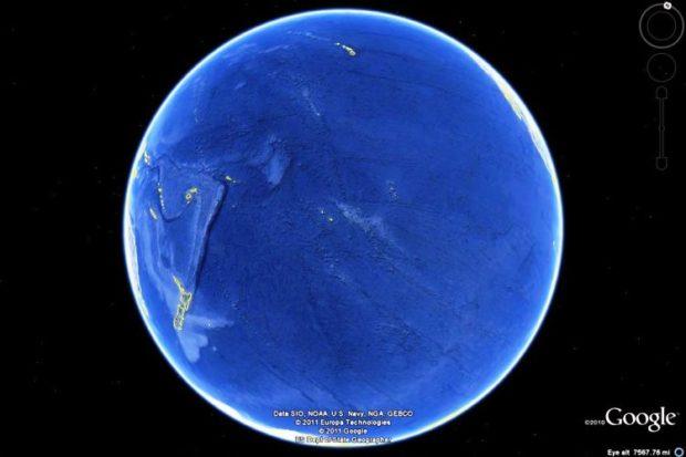 Самый большой океан в мире