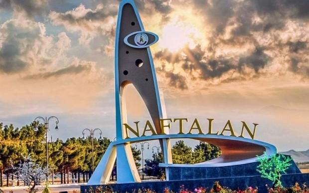 Санатории города Нафталан