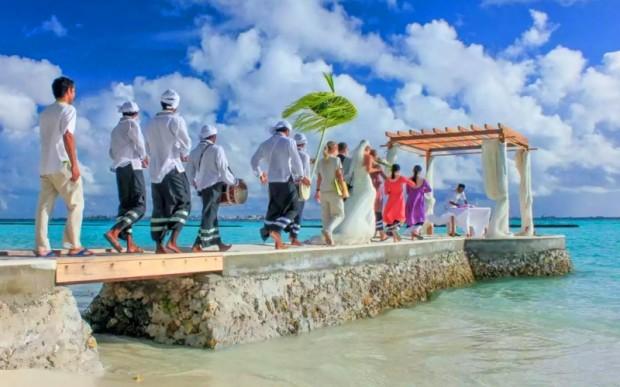 Свадьба на Мальдивах – воплотите мечту в реальность