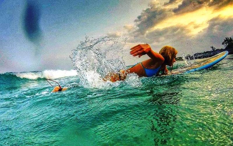 Серфинг, лучшие места мира для обучения