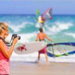 Серфинг на Канарских островах (17 фото)