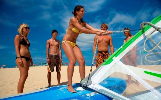 Серфинг на Канарских островах