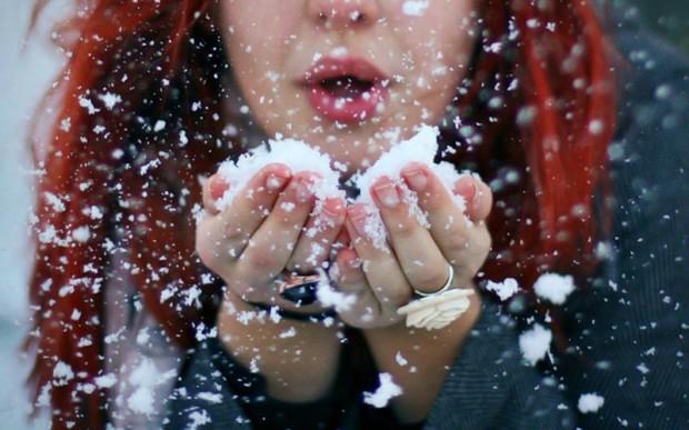 Снег на ладонях