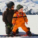 Собираемся на горку экипировка сноубордиста и лыжника