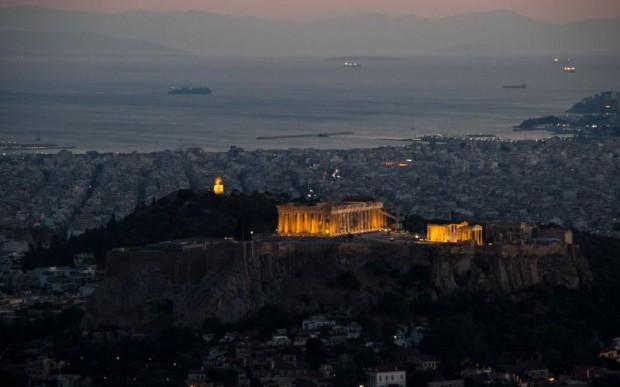 Совсем другой Акрополь – гора Ликавитос (Афины, Греция)