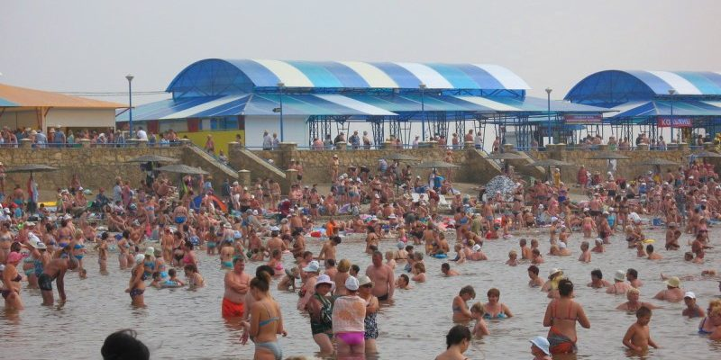 Соленые воды Соль-Илецка