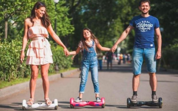 Спорт и отдых летом с детьми