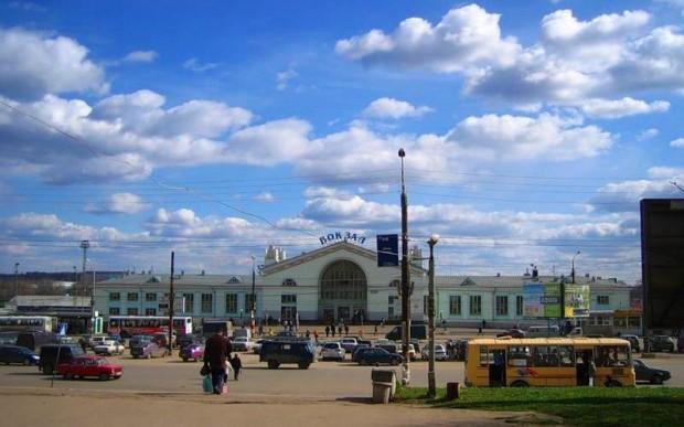 Старинный русский город Киров (Вятка, Хлынов)