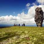 Собратья истуканов о. Пасхи – великаны Мань-Пупу-Нер