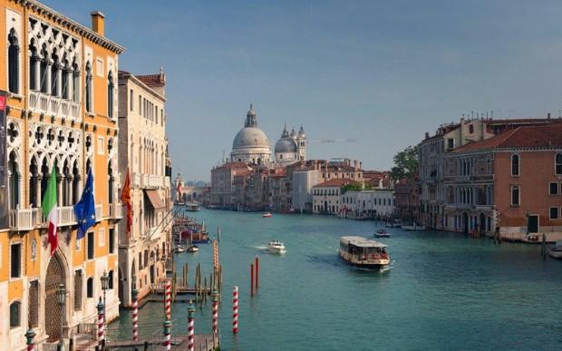 Такая непохожая не на что и вечно прекрасная Венеция
