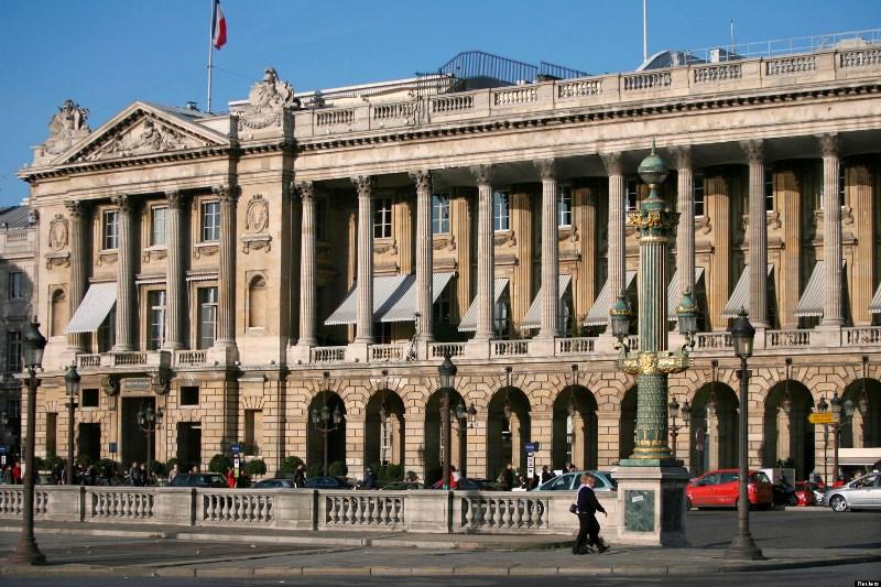 Топ-10 самых роскошных отелей Парижа 5 звезд