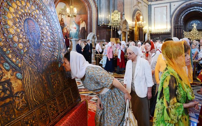 Традиции православных паломников, сохранившиеся до наших дней