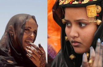 Туареги или Закрывающие лицо