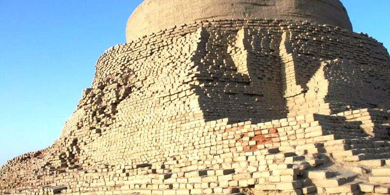 Туризм в Азии Холм мертвых – Мохенджо-Даро