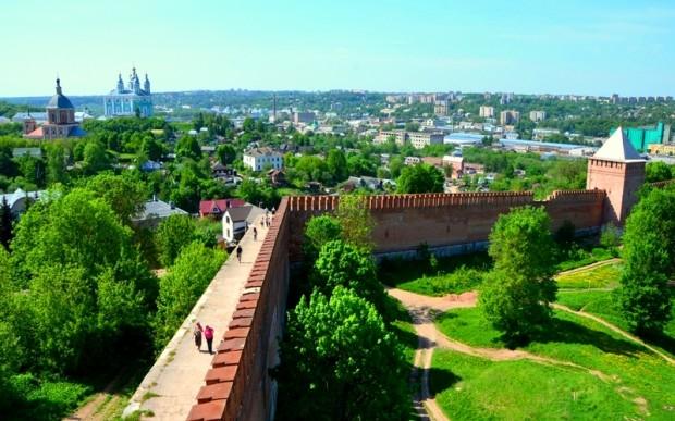 Смоленск и область, туризм и отдых