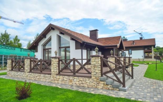 Туристический комплекс Alpen Park. Скорее бронируйте домик