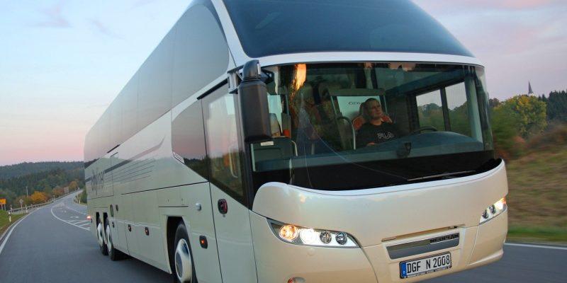 Тур на автобусе из Германии