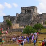 Удивительное путешествие в древний город майя – Тулум (21 фото)