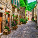 Удивительный край Италии – Тоскана (10 фото)