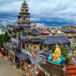 Храмы Вьетнама (9 фото)