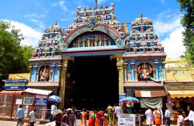 Храм Минакши. Мадурай