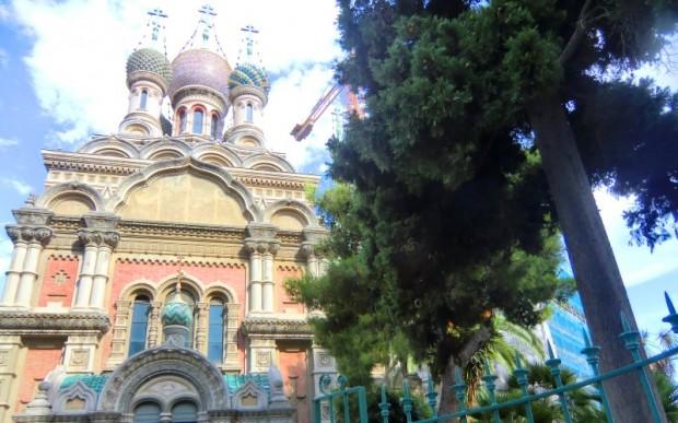 Храм Христа Спасителя, Лигурия